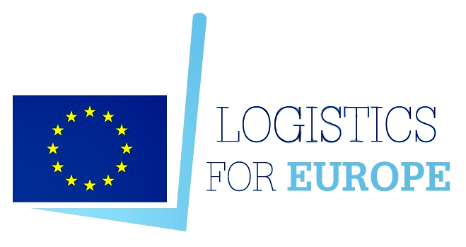 Logistics For Europe Logo