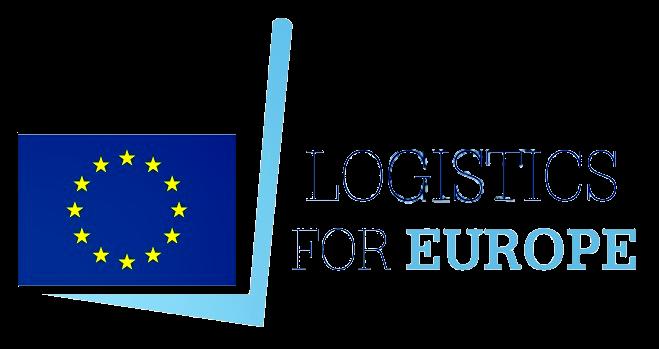 Logistics For Europe Logo